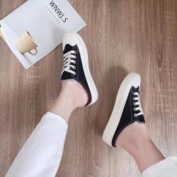 Giày Sục Nữ Hot Trend