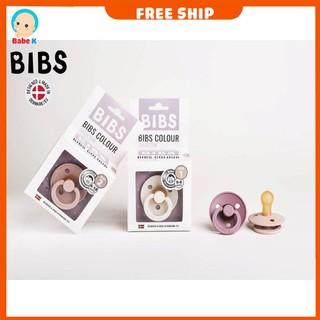 Ti giả Núm ti giả Bibs Colour tặng kèm nắp trứng Shop Babe K - TI_GIA thumbnail