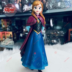 Mô hình búp bê công chúa Anna  - Mô hình Frozen - Figure Anna