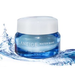 Kem dưỡng ẩm dành cho da dầu và da hỗn hợp Laneige Water Bank Hydro Cream EX 20ml.