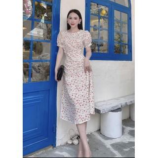 Đầm hoa sếp ly - dk66 thumbnail
