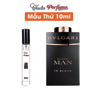 [Chiết 10ml] Nước Hoa Nam Bvlgari Man In Black EDP - Chuẩn Perfume - Bvlgari-Man-In-Black-EDP-10ml thumbnail