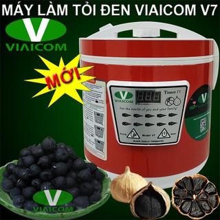 Máy làm tỏi đen Viaicom V7 màu đỏ - 6 lít - Mới nhất 2021- Hàng chính hãng - VIAV7D thumbnail
