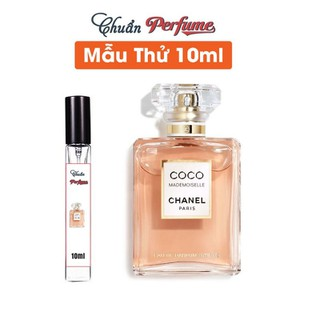 [Chiết 10ml] Nước Hoa Nữ Chanel Coco Mademoiselle EDP - Chuẩn Perfume - Chanel-Coco-Mademoiselle-EDP-10ml thumbnail