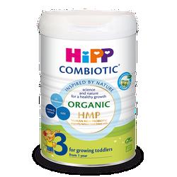 Sữa bột HiPP Organic Combiotic số 3 - 800g (từ 1 tuổi trở lên)