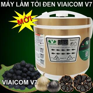 Máy làm tỏi đen Viaicom V7 màu vàng - 6 lít - Mới nhất 2021- Hàng chính hãng - VIAIV7V thumbnail