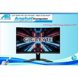 Màn Hình Cong - LCD Gaming Gigabyte G27FC 27'' Full HD - Hàng Chính Hãng Bảo Hành 36 Tháng