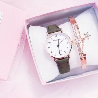 Đồng hồ đeo tay thời trang nam nữ cực đẹp - D40 thumbnail