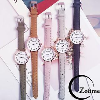 Đồng hồ thời trang nữ Candycat mặt số nhiều màu cục đẹp - D48 thumbnail