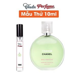 [Chiết 10ml] Nước Hoa Nữ Chanel Chance Eau Fraiche EDT - Chuẩn Perfume - Chanel-Chance-Eau-Fraiche-EDT-10ml thumbnail