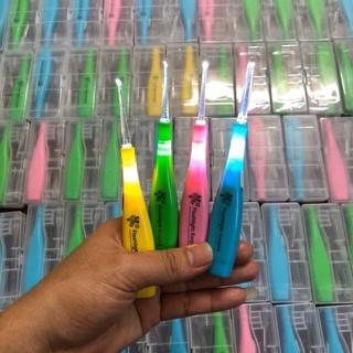 Dụng cụ lấy ráy tai có đèn led - A44 thumbnail