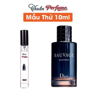 [Chiết 10ml] Nước Hoa Nam Dior Sauvage EDP - Chuẩn Perfume - Dior-Sauvage-EDP-10ml thumbnail