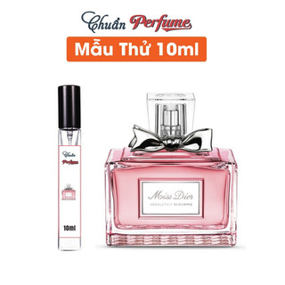 [Chiết 10ml] Nước Hoa Nữ Miss Dior Absolutely Blooming EDP - Chuẩn Perfume - Miss-Dior-Absolutely-Blooming-EDP-10ml thumbnail