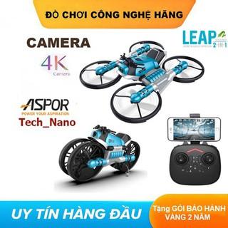 Flycam mini -Flycam giá rẻ - Flycam 2IN1 Leap thumbnail