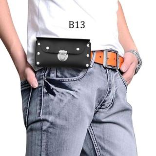 Bao da điện thoại đeo thắt lưng Mã B13 - b13 thumbnail