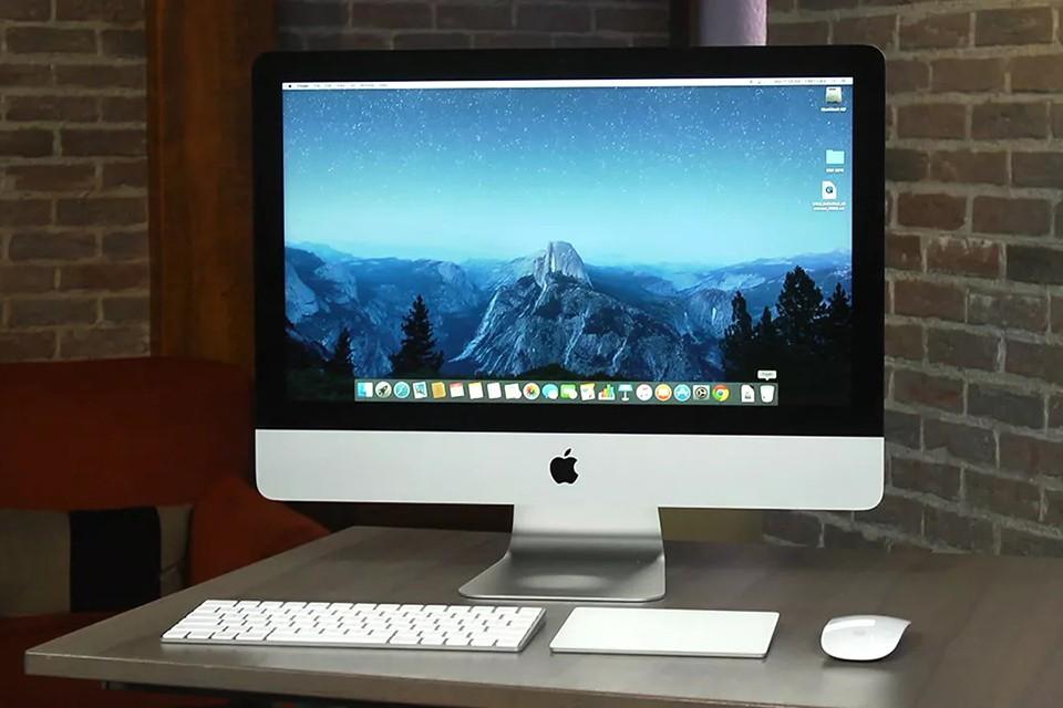 iMac 21.5 inch 2020 Retina 4K cấu hình