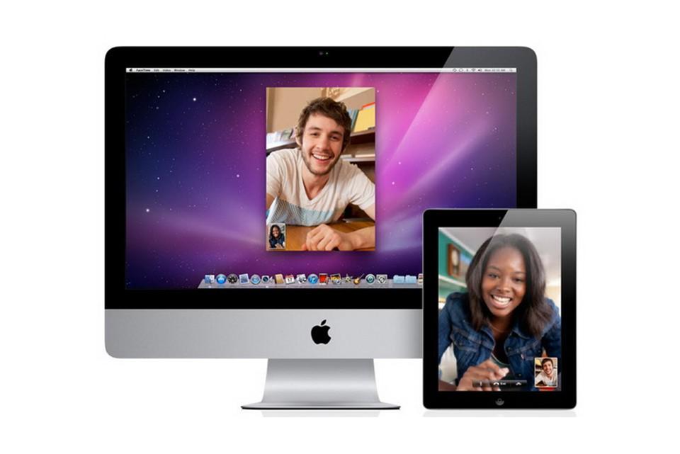 facetime iMac 21.5 inch 2020 Retina 4K