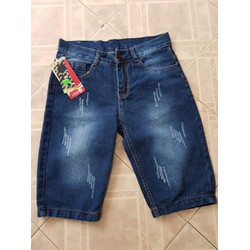 Quần shorts jeans cào xước  thơì trang phong cách trẻ trung size 28 đến 34