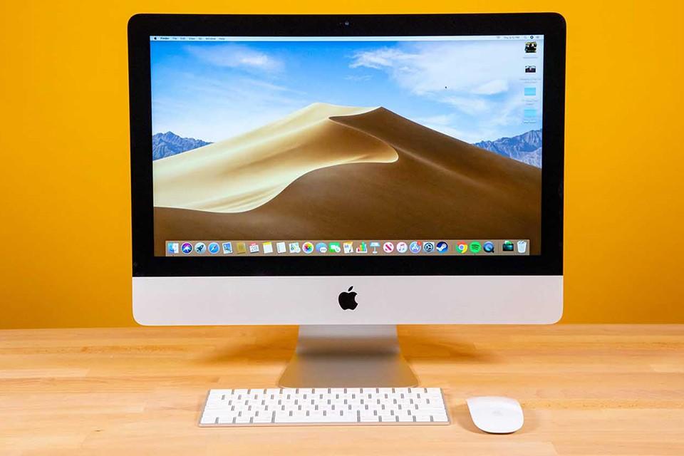 màn hình iMac 21.5 inch 2020 Retina 4K