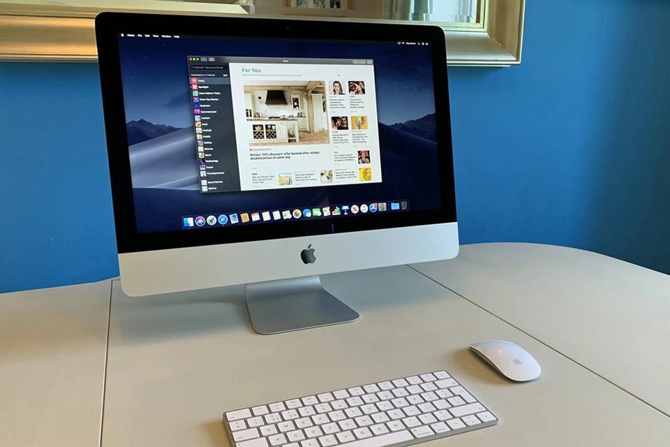 iMac 21.5 inch 2020 Retina 4K