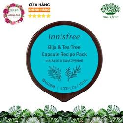 Mặt Nạ Rửa Dạng Hủ Capsule Recipe Pack 10ml