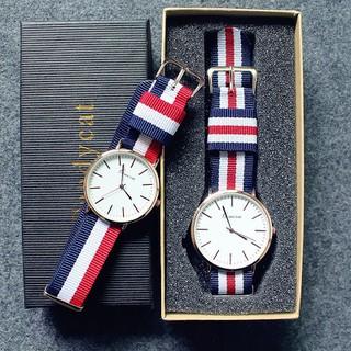 Đồng hồ nam nữ - D75 thumbnail
