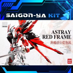 [MG] Mô hình Gundam Astray Red Frame (8806 KÈM SÁCH HƯỚNG DẪN)