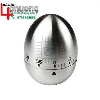 Đồng Hồ Hẹn Giờ Hình QuảTrứng - DHQT thumbnail