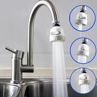 Đầu vòi tăng áp lực nước bồn rửa bát xoay 360 độ 3 chế độ phun - Vòi Tăng Áp thumbnail