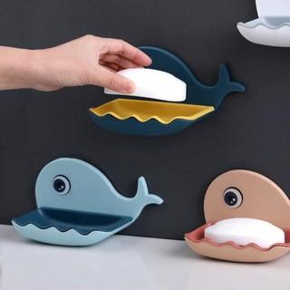 Kệ để xà phòng nhà tắm hình cá heo - dxph thumbnail