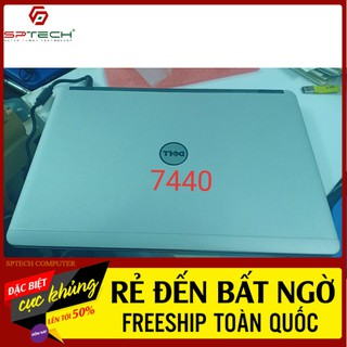 Laptop Dell 7440 Core i5 Ram 4g ssd 120g 14.1INCH - BH 6 THÁNG (SPTECH COMPUTER) - HH0020 thumbnail
