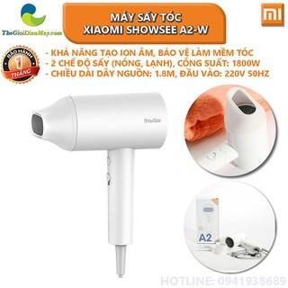 Máy sấy tóc Xiaomi ShowSee A2-W - Bảo hành 1 tháng - Shop Thế Giới Điện Máy - MI-MAY-SAY-SHOWSEE-A2 thumbnail