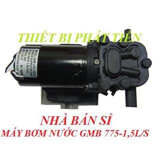 Máy Bơm Mini 160x92x50mm 12VDC 7.0LPM 100PSL (Chính Hãng) - 10792 thumbnail
