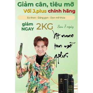 Jplus Xịt Tan Mỡ Nano, Giảm Cân CÔNG NGHỆ Hàn Quốc, Cam Kết Bởi ĐAN TRƯỜNG - XTM35 thumbnail