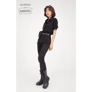 Quần skinny nữ dài GUMAC QJB473 - QJB473 thumbnail