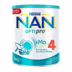 Sữa bột Nan 1-2-3-4 900g