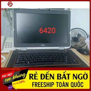 Laptop Dell E6420 Cpu I5 2520M, ram 4G, hdd 250G, VGA on- BH 6 Tháng ( SPTECH COMPUTER) - HH0022 thumbnail