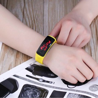 Đồng hồ thời trang nam nữ led thể thao - D87 4