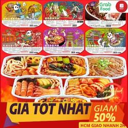 LẨU TỰ SÔI CAY TÊ TỨ XUYÊN TRÙNG KHÁNH – Đồ ăn vặt nội địa Trung Snackfoodbysuri