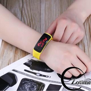 Đồng hồ thời trang nam nữ led thể thao - D87 3