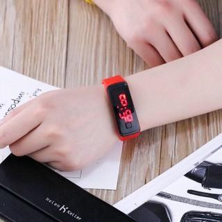 Đồng hồ thời trang nam nữ led thể thao - D87 thumbnail