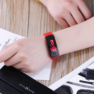 Đồng hồ thời trang nam nữ led thể thao - D87 1