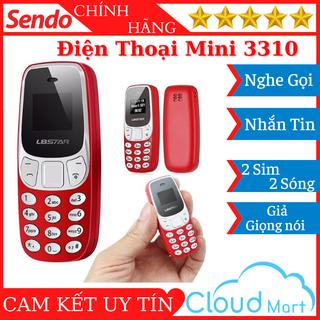 Điện thoại mini 3310 Siêu nhỏ siêu đáng yêu với đầy đủ 5 màu - Điện thoại mini 3310 thumbnail
