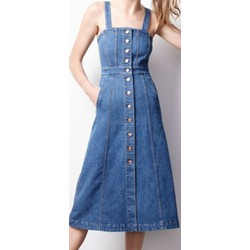 Váy Yếm jeans