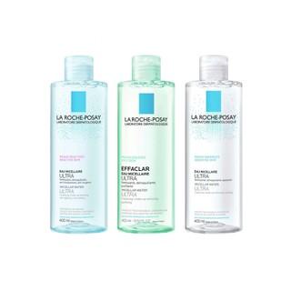 Nước tẩy trang La Roche Posay Dành cho da dầu và da nhạy cảm- 400ml màu trắng - BB TT da nhạy cảm, da thường thumbnail