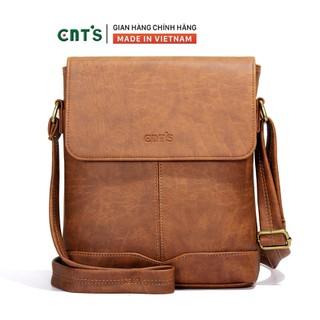 Túi đeo chéo CNT unisex IPAD21 nhiều màu cá tính [ĐƯỢC KIỂM HÀNG] 42432405 - 42432405 thumbnail