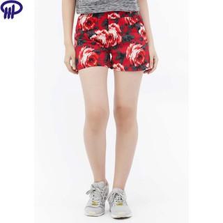 Combo 4 quần short nữ khakhi thun ngắn Phúc An 3012 - 3012_combo4Quan thumbnail