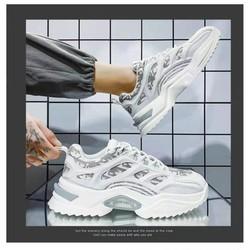 Giày sneacker nam – Kiểu dáng thời trang chất chơi dễ phối đồ – kèm quà tặng