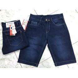 Quần shorts jeans nam thời trang  cào xước hình thật size 28 đến 34 RSF