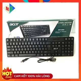 Bàn Phím Có Dây Acer AR680 Chính Hãng - Acer AR680 thumbnail